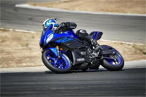 2019 Yamaha YZF-R3 ABS in Goleta, California