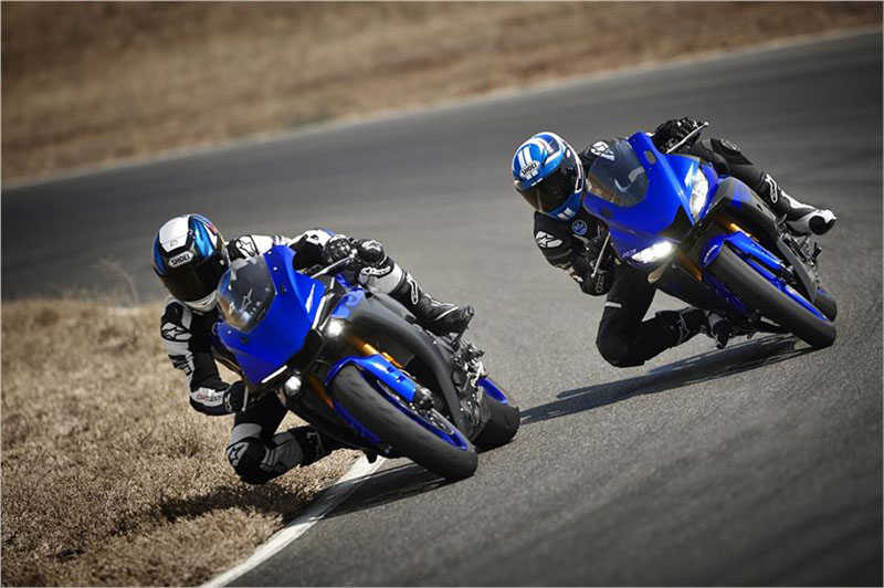 2019 Yamaha YZF-R3 ABS in Berkeley, California