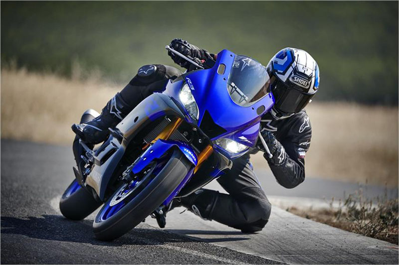 2019 Yamaha YZF-R3 ABS in Berkeley, California - Photo 9