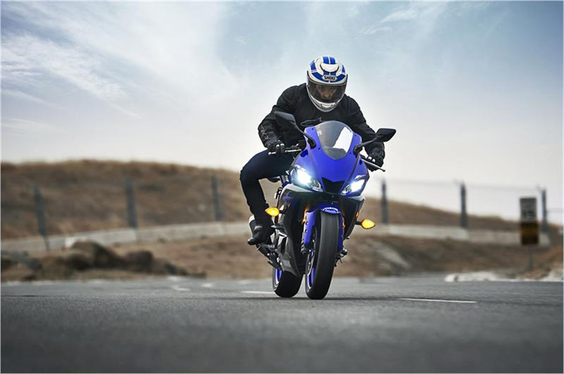2019 Yamaha YZF-R3 ABS in Brooklyn, New York - Photo 13