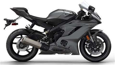 2019 Yamaha YZF-R6 in Albemarle, North Carolina