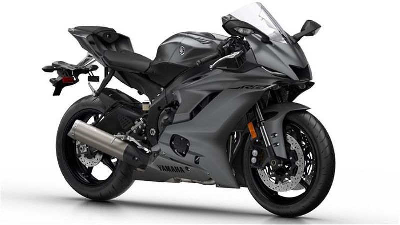 2019 Yamaha YZF-R6 in Danville, West Virginia - Photo 2
