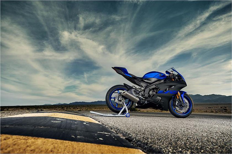 2019 Yamaha YZF-R6 in Long Island City, New York - Photo 4