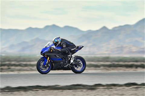 2019 Yamaha YZF-R6 in San Jose, California - Photo 8