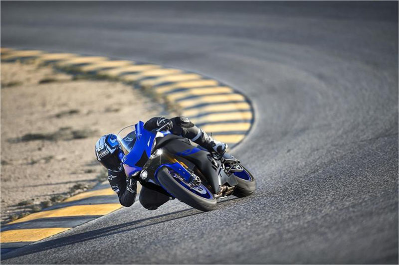 2019 Yamaha YZF-R6 in Rock Falls, Illinois