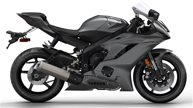 2019 Yamaha YZF-R6 in Moline, Illinois - Photo 1