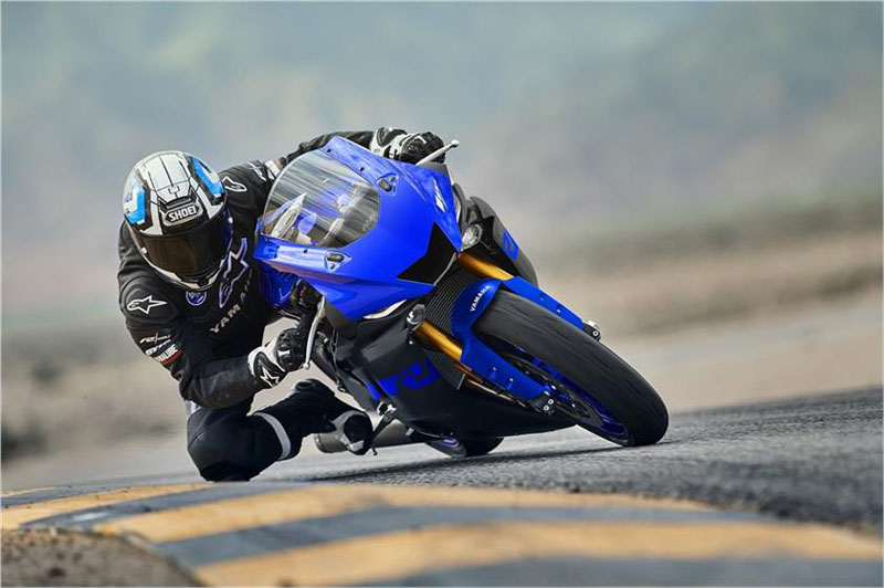 2019 Yamaha YZF-R6 in Johnson Creek, Wisconsin