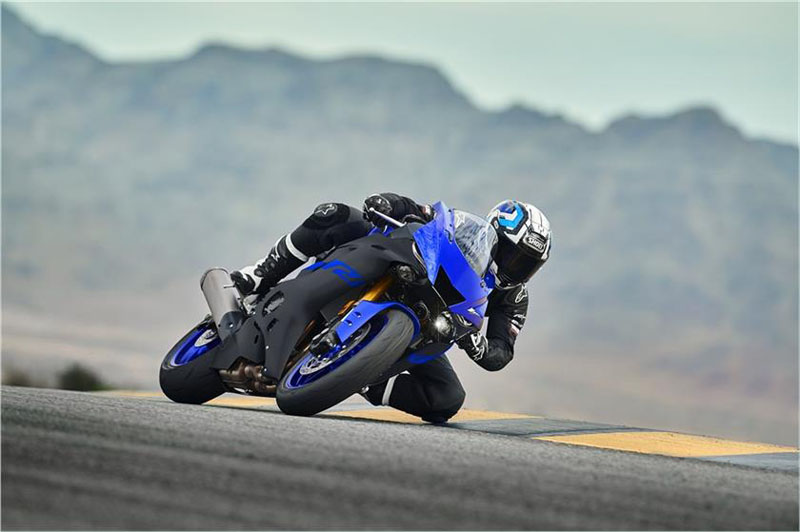 2019 Yamaha YZF-R6 in Mount Vernon, Ohio