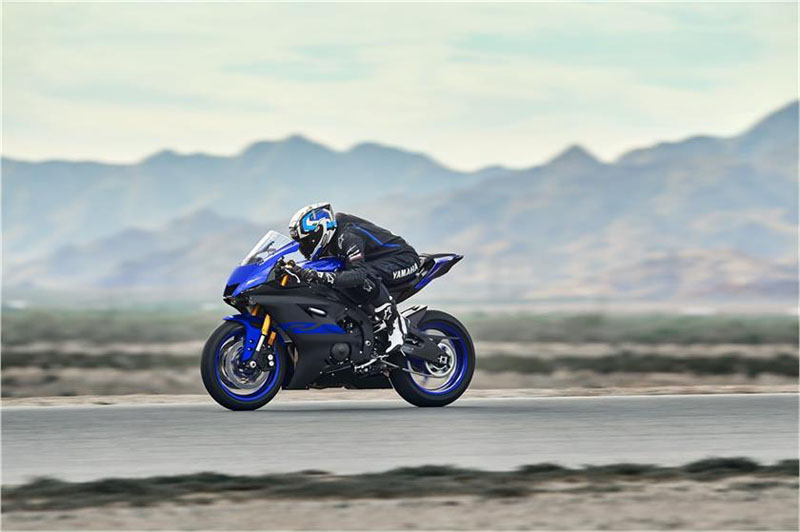 2019 Yamaha YZF-R6 in Carroll, Ohio