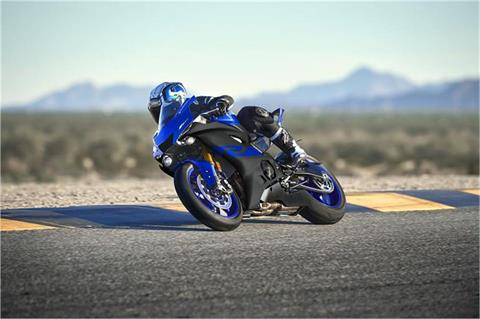 2019 Yamaha YZF-R6 in Escanaba, Michigan