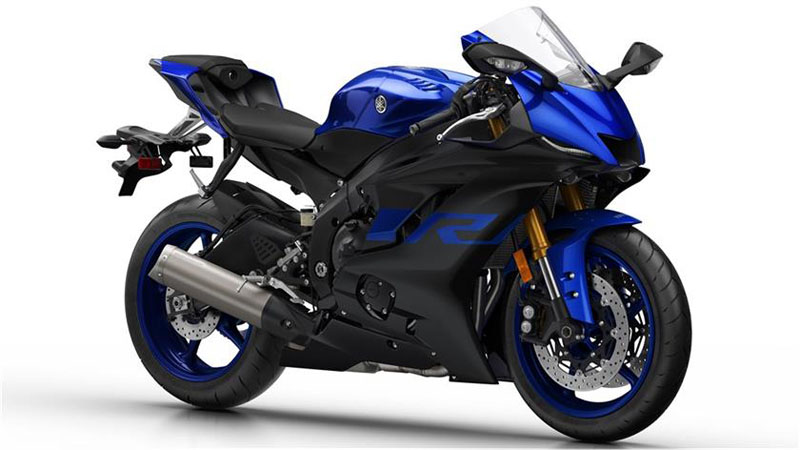 2019 Yamaha YZF-R6 in Carroll, Ohio - Photo 2