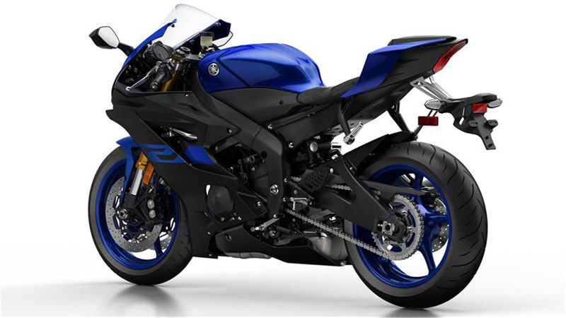2019 Yamaha YZF-R6 in Derry, New Hampshire
