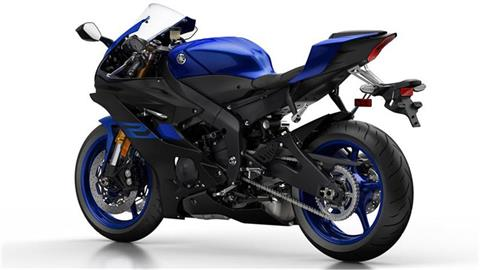 2019 Yamaha YZF-R6 in Hailey, Idaho