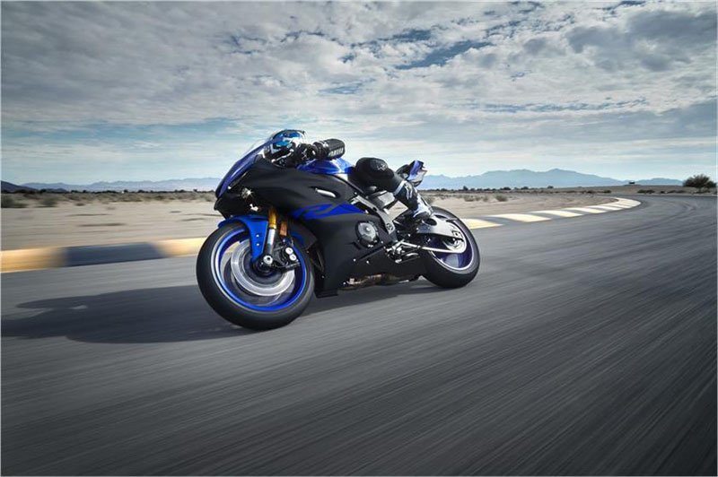 2019 Yamaha YZF-R6 in Pine Grove, Pennsylvania