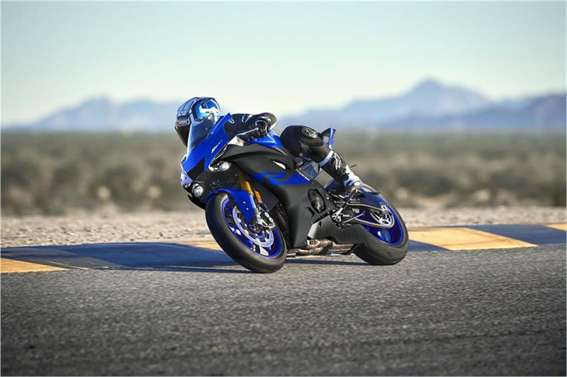 2019 Yamaha YZF-R6 in Danville, West Virginia