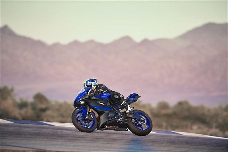 2019 Yamaha YZF-R6 in Unionville, Virginia