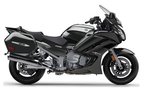 2019 Yamaha FJR1300A in Derry, New Hampshire