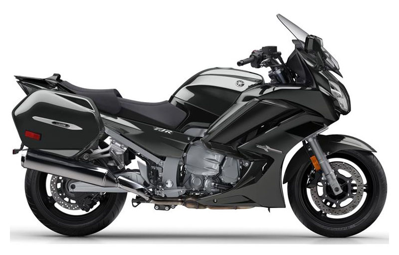 2019 Yamaha FJR1300A in New Haven, Connecticut - Photo 1