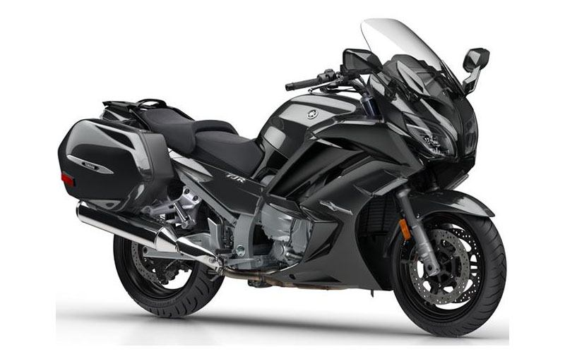 2019 Yamaha FJR1300A in Santa Clara, California - Photo 2