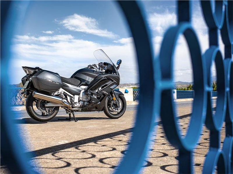 2019 Yamaha FJR1300A in Fairfield, Illinois