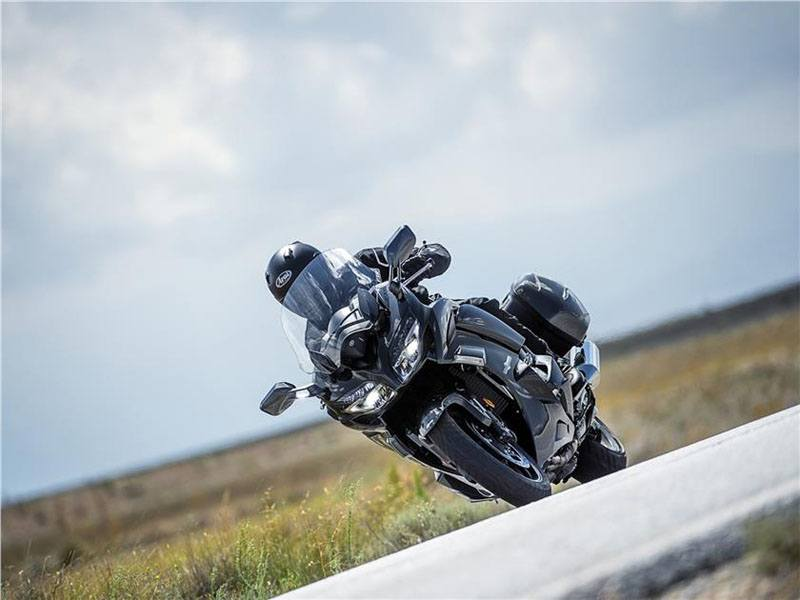 2019 Yamaha FJR1300A in Moline, Illinois