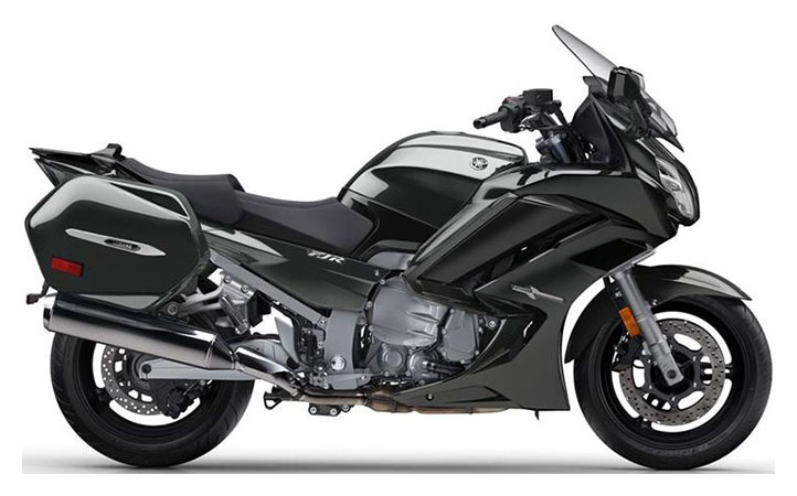 2019 Yamaha FJR1300A in Santa Clara, California - Photo 1