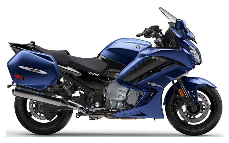 2019 Yamaha FJR1300ES in Berkeley, California