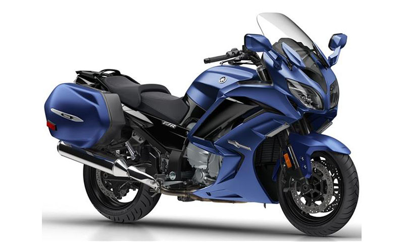 2019 Yamaha FJR1300ES in Frederick, Maryland