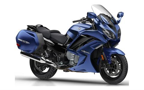 2019 Yamaha FJR1300ES in Moline, Illinois