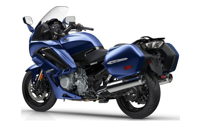 2019 Yamaha FJR1300ES in Danville, West Virginia