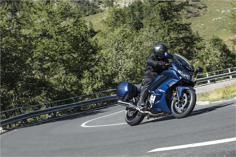 2019 Yamaha FJR1300ES in Rock Falls, Illinois