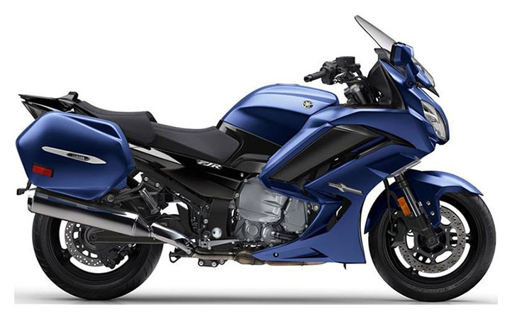 2019 Yamaha FJR1300ES in Metuchen, New Jersey - Photo 1