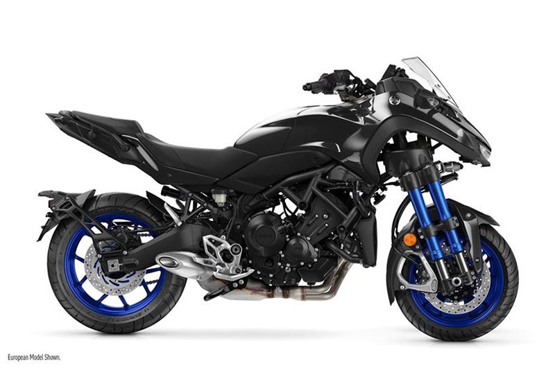 2019 Yamaha Niken in Goleta, California