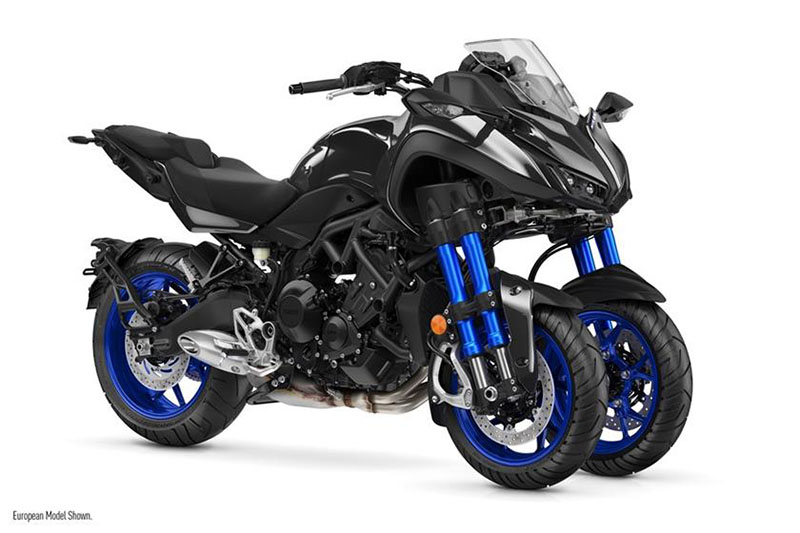 2019 Yamaha Niken in Longview, Texas