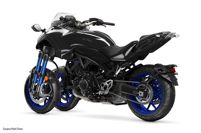 2019 Yamaha Niken in Manheim, Pennsylvania
