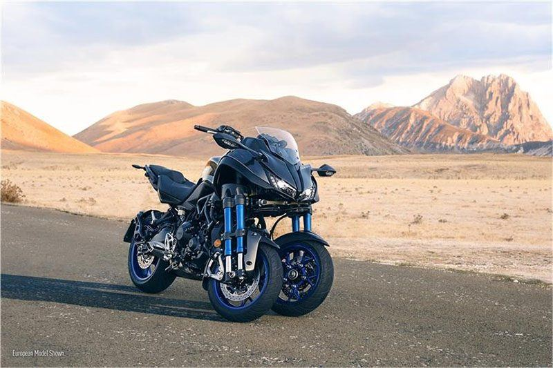 2019 Yamaha Niken in Eureka, California