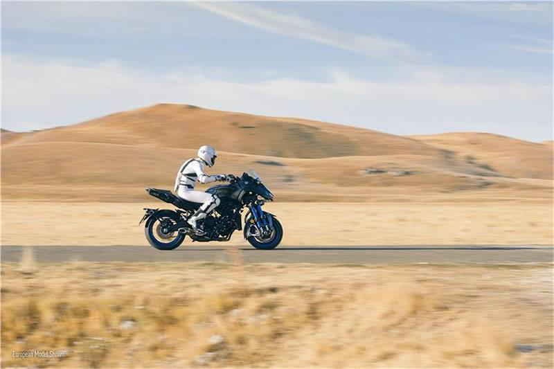 2019 Yamaha Niken in San Jose, California