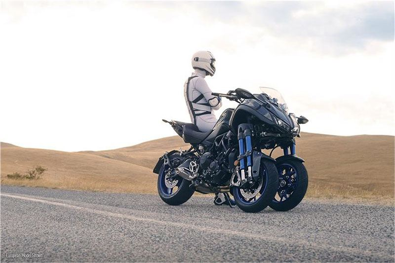 2019 Yamaha Niken in Merced, California