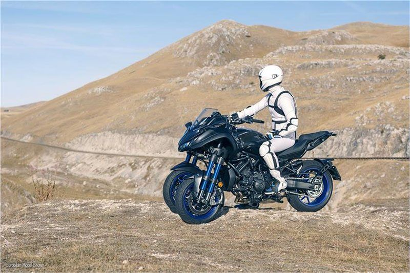 2019 Yamaha Niken in Victorville, California - Photo 15