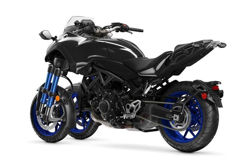 2019 Yamaha Niken in Lumberton, North Carolina