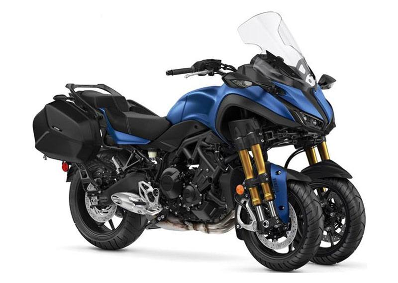 2019 Yamaha Niken GT in San Jose, California - Photo 2