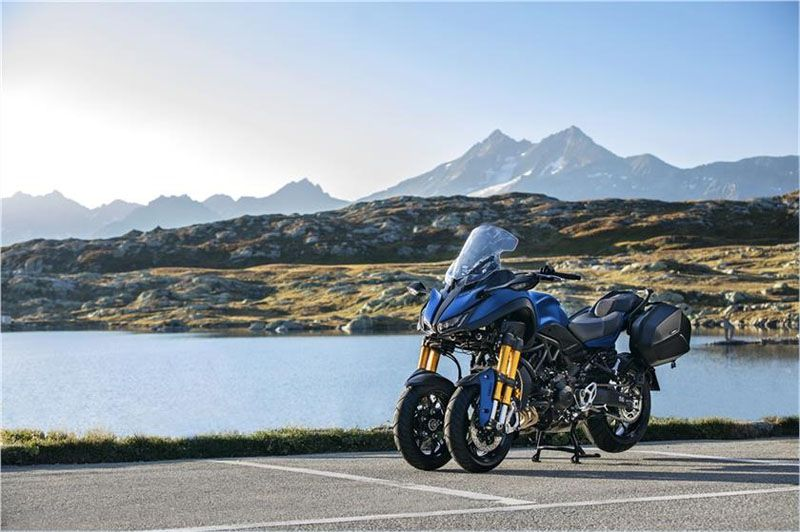 2019 Yamaha Niken GT in Danville, West Virginia - Photo 4