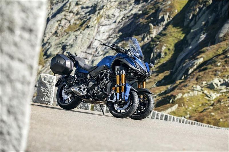 2019 Yamaha Niken GT in Danville, West Virginia - Photo 5