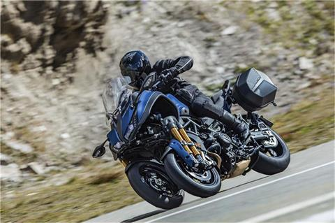 2019 Yamaha Niken GT in Hailey, Idaho