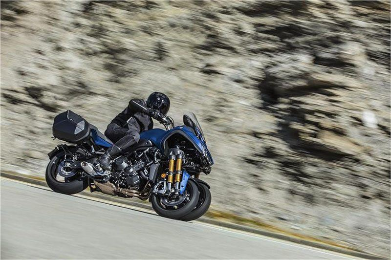 2019 Yamaha Niken GT in San Jose, California - Photo 9