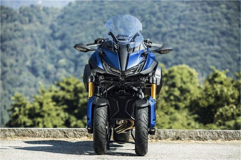 2019 Yamaha Niken GT in Fairfield, Illinois