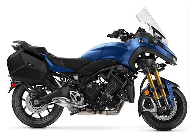 2019 Yamaha Niken GT in San Jose, California - Photo 1
