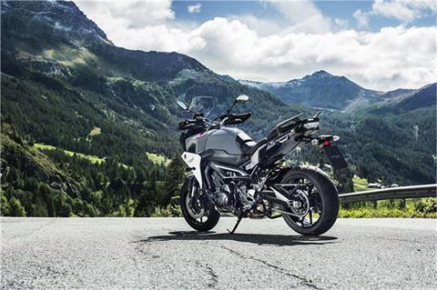 2019 Yamaha Tracer 900 in Colorado Springs, Colorado