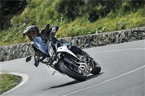 2019 Yamaha Tracer 900 in Lakeport, California