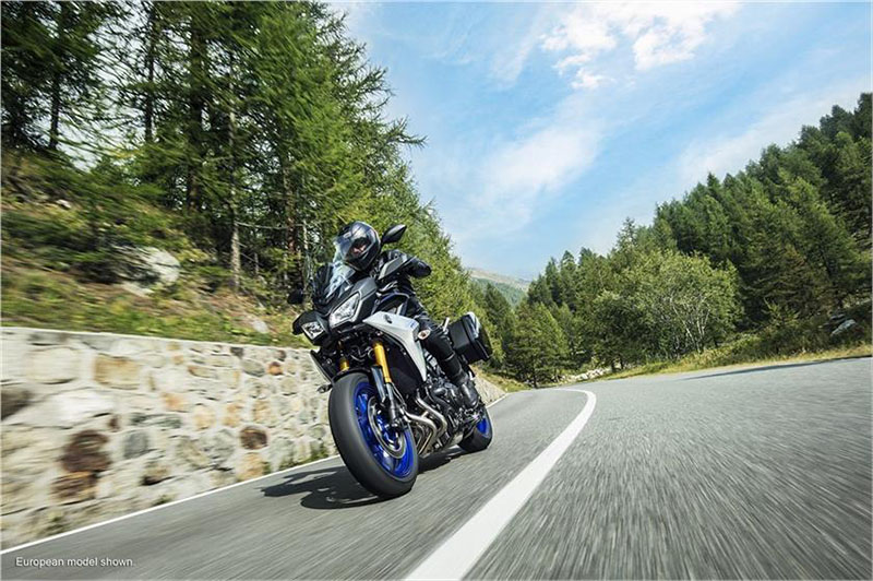 2019 Yamaha Tracer 900 GT in Danville, West Virginia